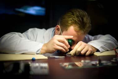 watch repair process