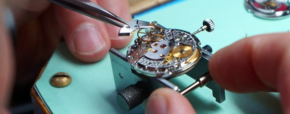 how to find a reputable watch repair service