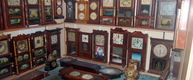 antique grandfather clock repair