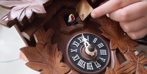 How Get A Cuckoo Clock Working