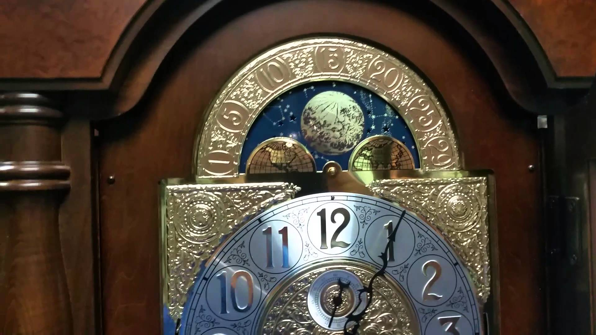 Howard Miller Grandfather Clock Repair