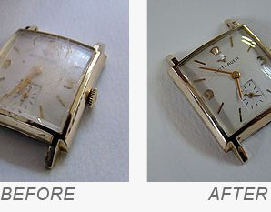 watch crystal replacement
